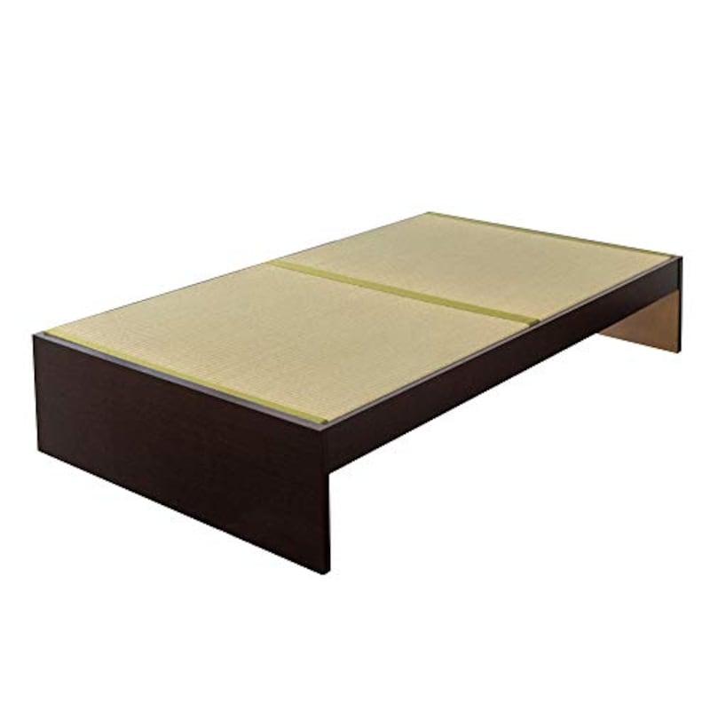 こうひん,日本製 畳ベッド 『ウーラ』 セミダブル