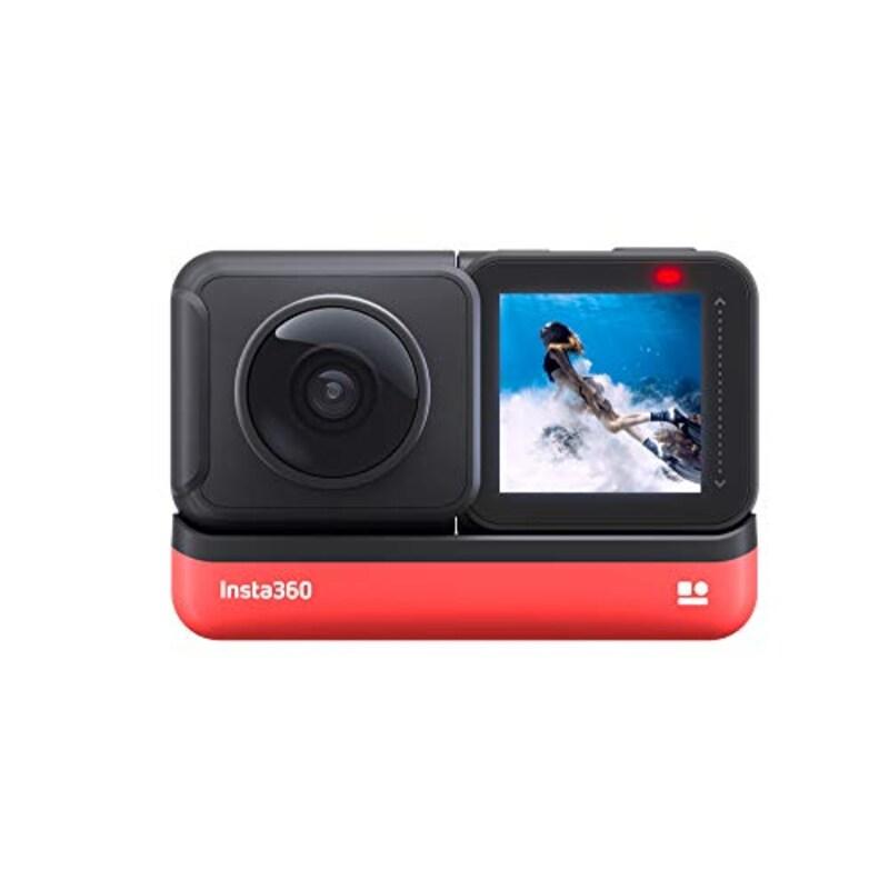 Insta360,ONE R 360度アクションカメラ,CINAKGP/D