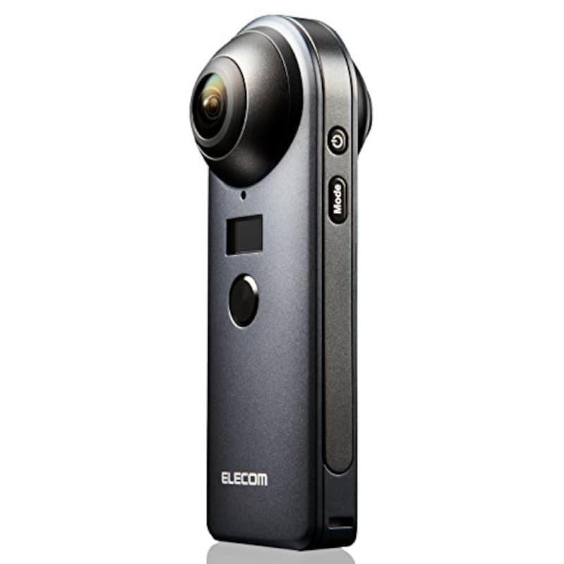 ELECOM(エレコム),360度カメラ オムニショット,OCAM-VRW01BK
