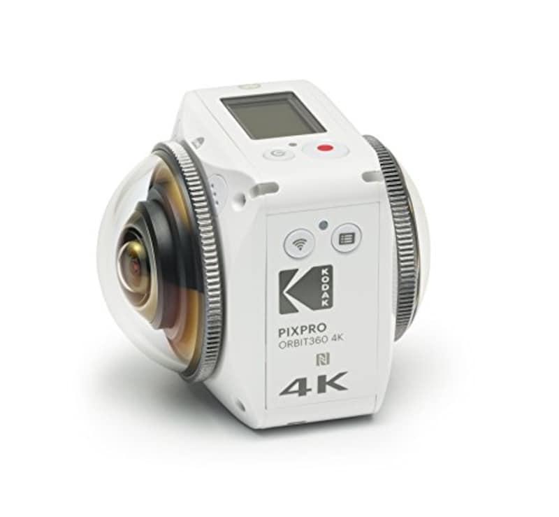 Kodak(コダック),PIXPRO ORBIT360,ORBIT360_4K-WH