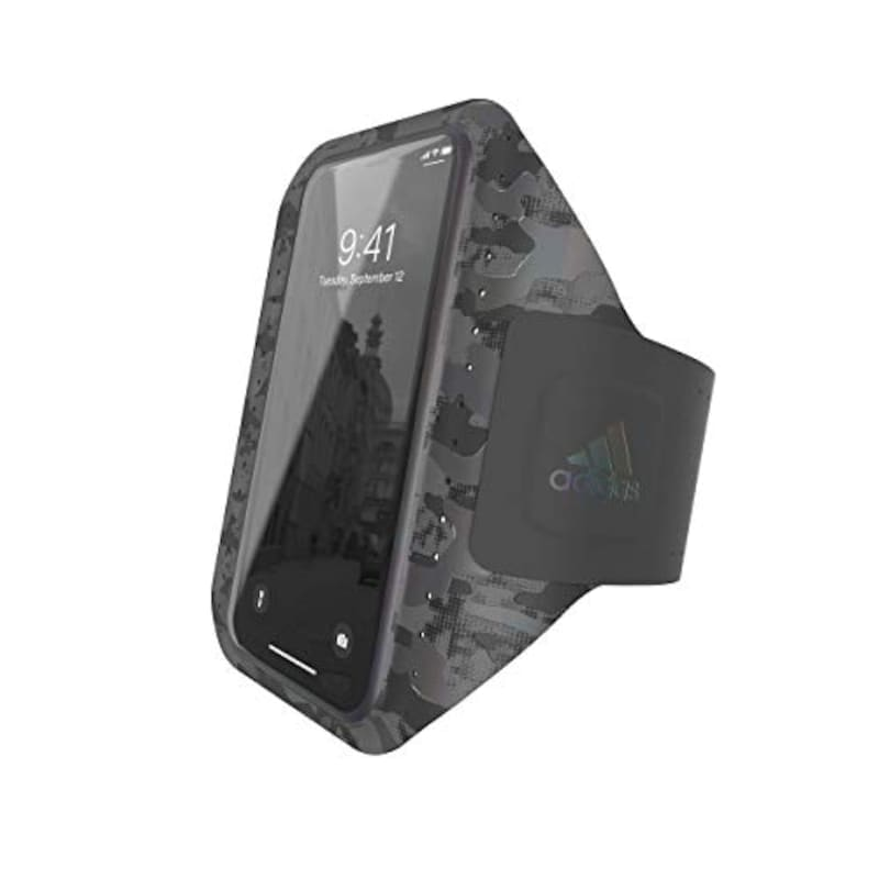 adidas(アディダス),adidas SP Universal armband size L CAMO FW19 black,35009