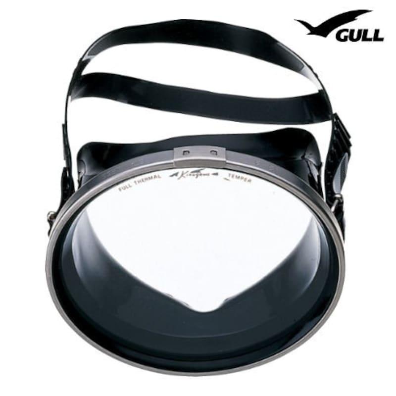GULL(ガル),アクアプロブラックシリコン マスク,GM-1085