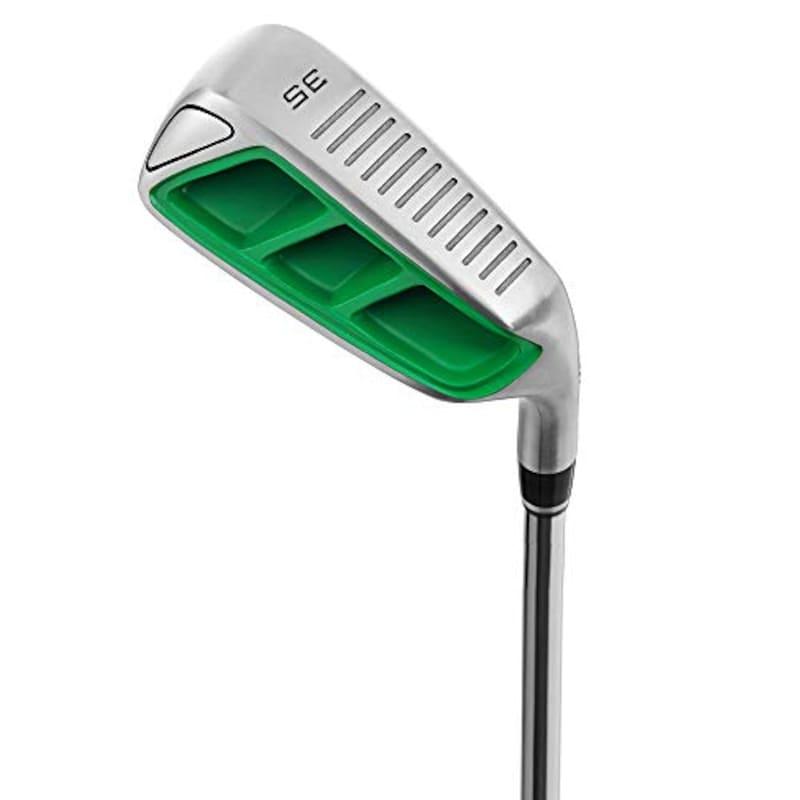 MAZEL Golf(マゼルゴルフ),チッパー ゴルフ ピッチングウェッジ スチールシャフト メンズ&レディース,ー