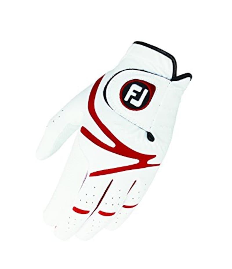 FootJoy(フットジョイ),GT EXTREME ホワイト/オレンジ,FGGT16