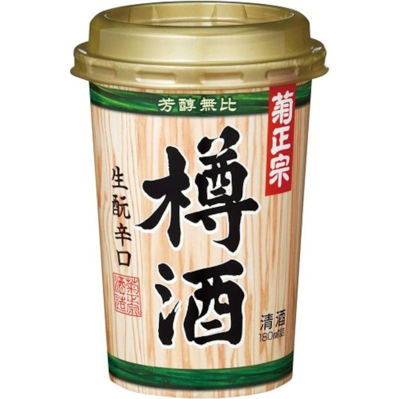 菊正宗酒造,樽酒ネオカップ 180mlx10本