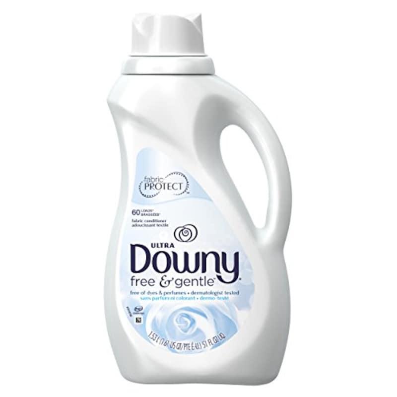 DOWNY(ダウニー),ULTRA Downy 柔軟剤 フリー&ジェントル