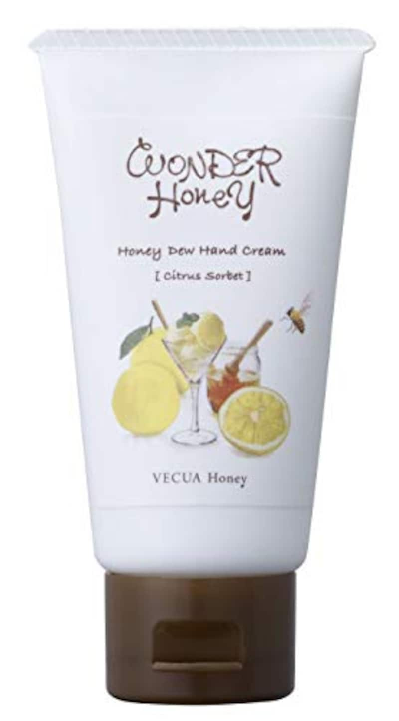 VECUA Honey(べキュアハニー),WONDER HONEY(ワンダーハニー)とろとろハンドクリーム,4515061503187