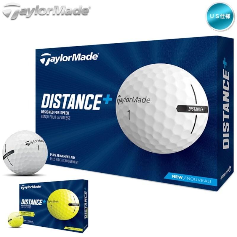 TaylorMade(テーラーメイド),DISTANCE + 2021年モデル