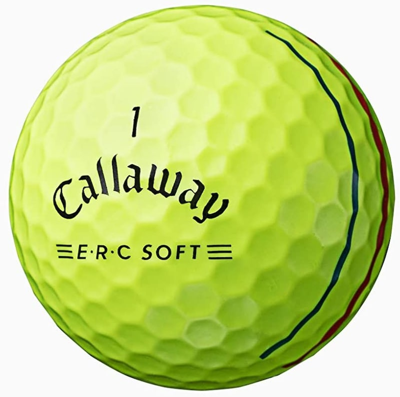 Callaway(キャロウェイ),E・R・C SOFT 2021年モデル