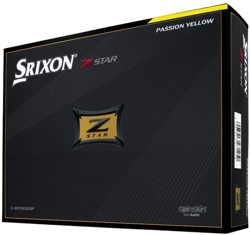 DUNLOP(ダンロップ),SRIXON(スリクソン)Z-STAR 2021年モデル