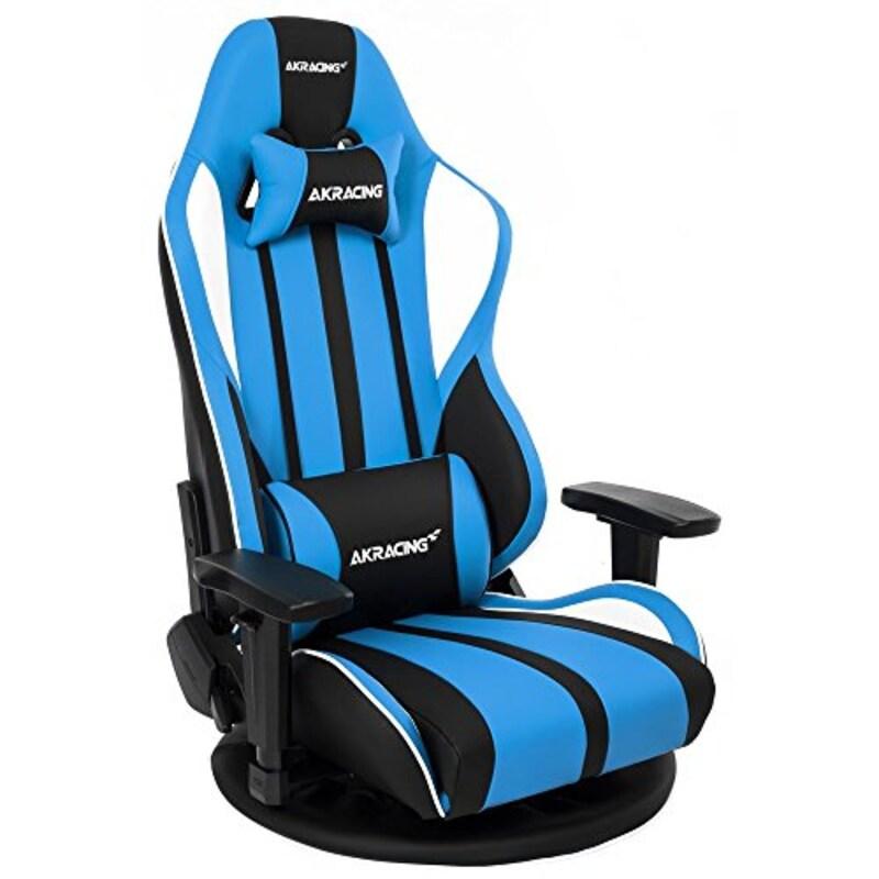 AKRacing ,ゲーミング座椅子,AKR-GYOKUZA/V2-BLUE