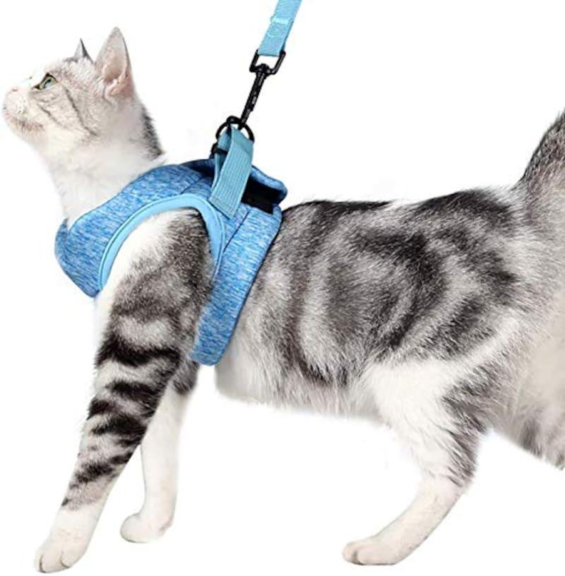 Karvier,猫用ハーネス