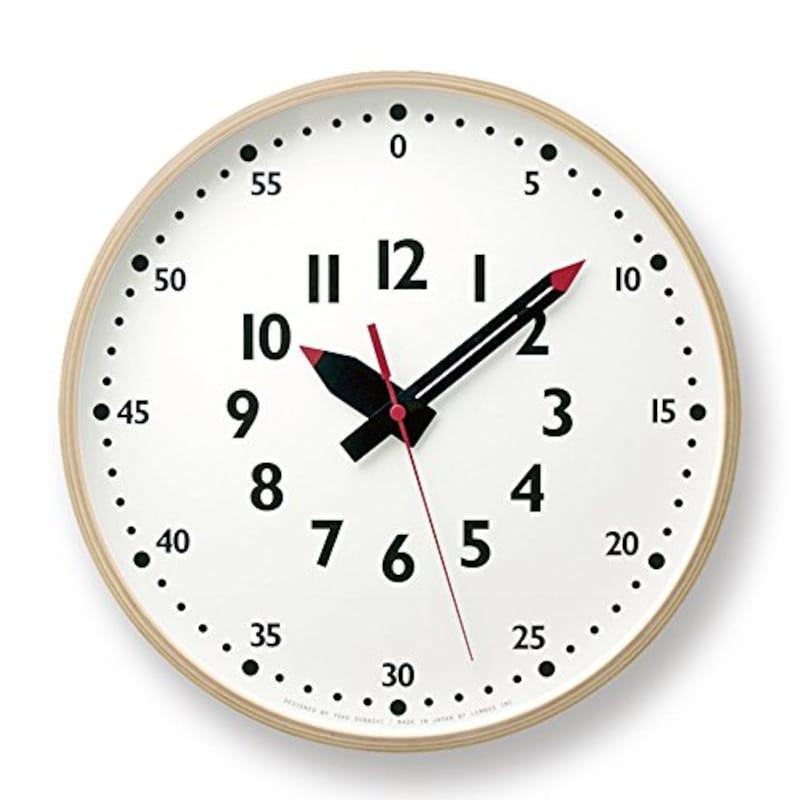 Lemnos(レムノス),fun pun clock(ふんぷんくろっく)L