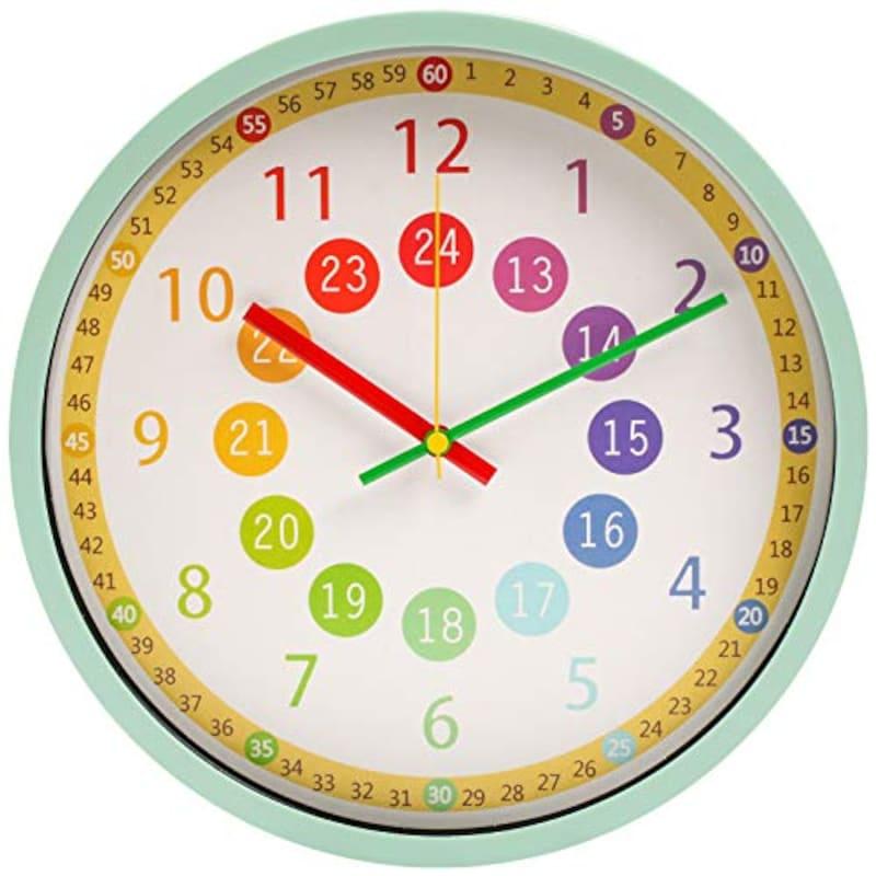 VIKMARI,知育時計,TY053