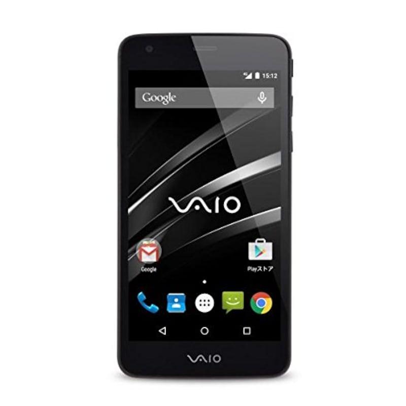 Sony(ソニー),VAIO Phone(バイオフォン) SIMフリー スマートフォン,BM-VA10J-P