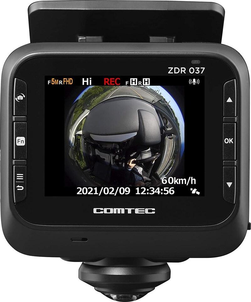 COMTEC(コムテック),ドライブレコーダー ZDR037,ZDR037