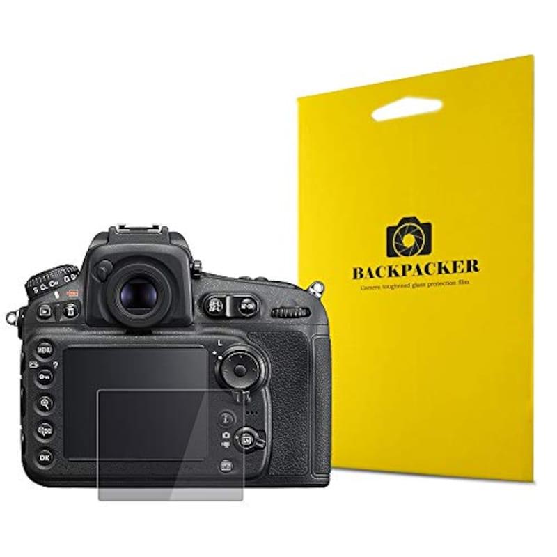 BACKPACKER,カメラ液晶保護ガラス D4S/D44/D810/D810A/D800/D800E用,BPG03