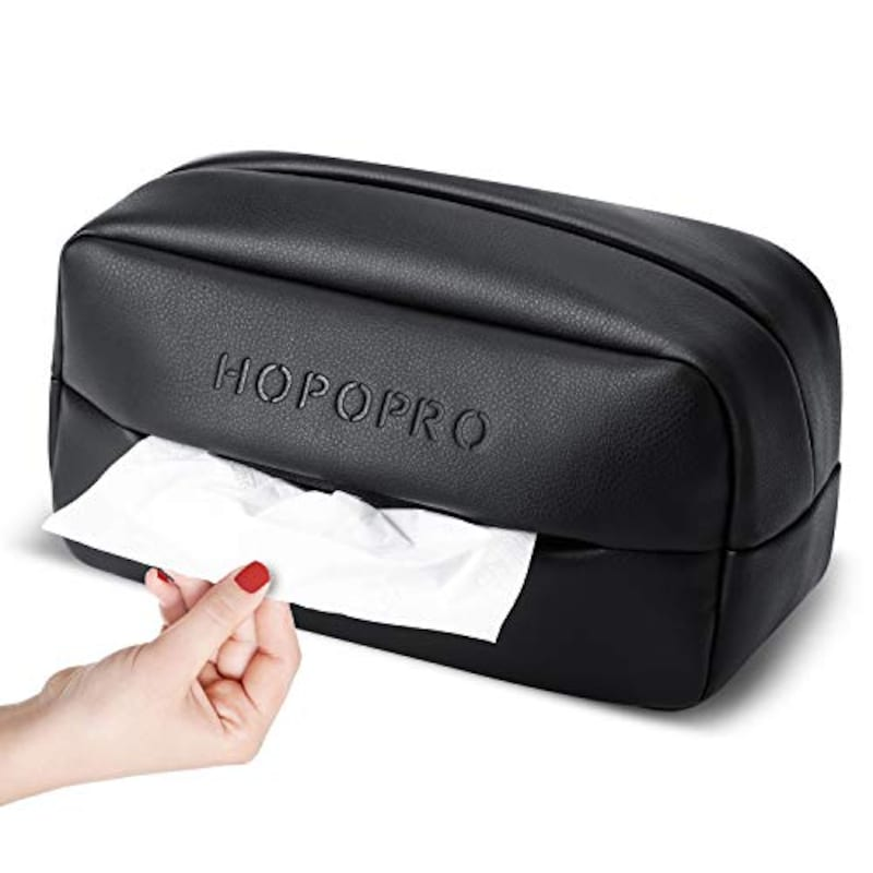 HOPOPRO, 車用 ティッシュカバー