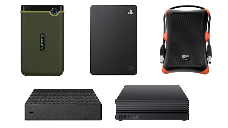PS4/PS4 Pro向け外付けHDDのおすすめ15選|容量別で紹介!データ移行やプレイ画面録画に【2021】
