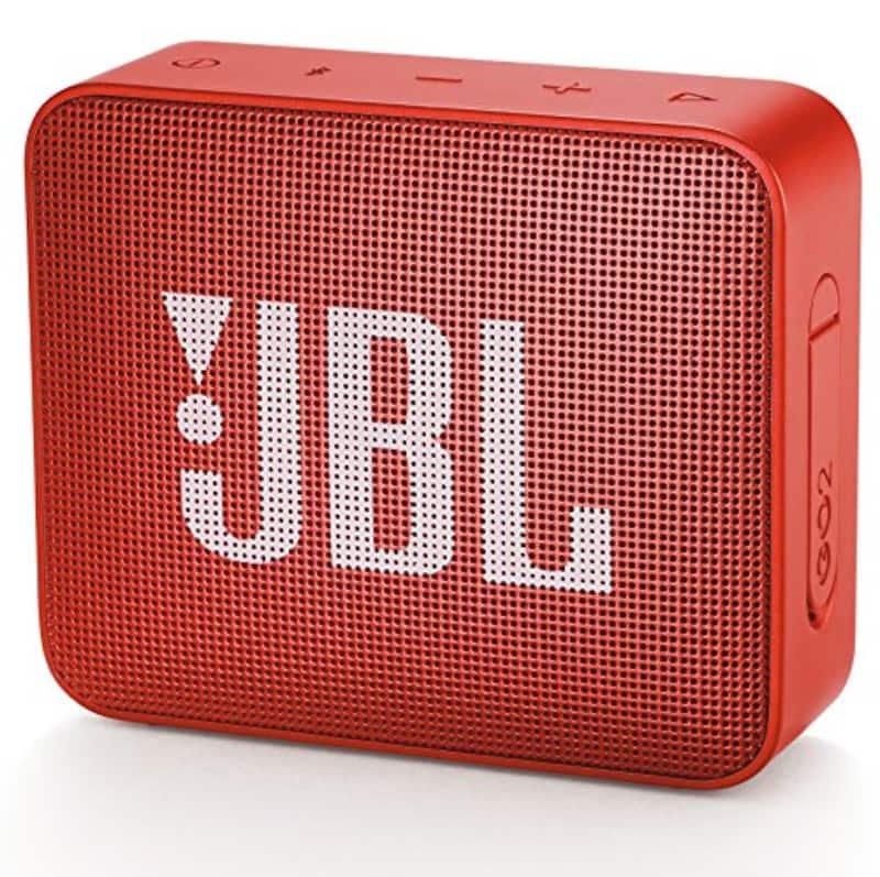 JBL(ジェイビーエル),GO2 Bluetooth対応ポータブル・スピーカー,JBLGO2ORG