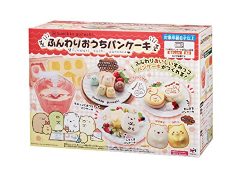 MegaHouse(メガハウス),すみっコぐらし ふんわりおうちパンケーキ