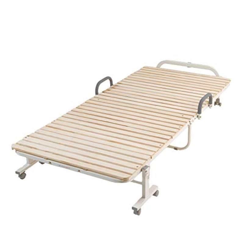IRIS PLAZA(アイリスプラザ),折りたたみすのこベッド,FDBB-9939