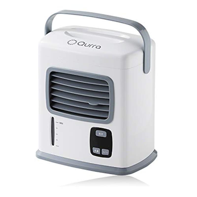 Qurra,Anemo Cooler Reco 卓上扇風機