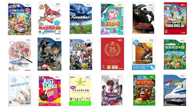 Wiiソフトのおすすめ人気ランキング50選|子供・家族向けも紹介!家で運動できるゲームにも注目