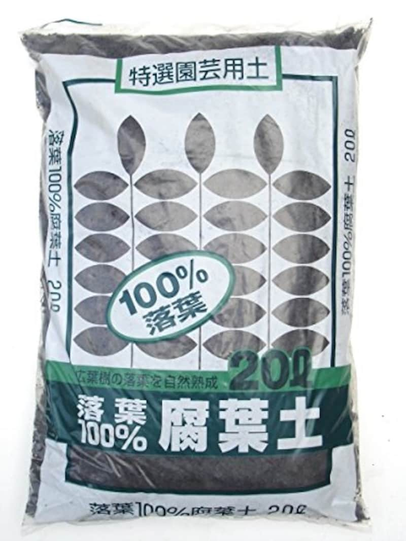 池内商店,100%落葉使用腐葉土