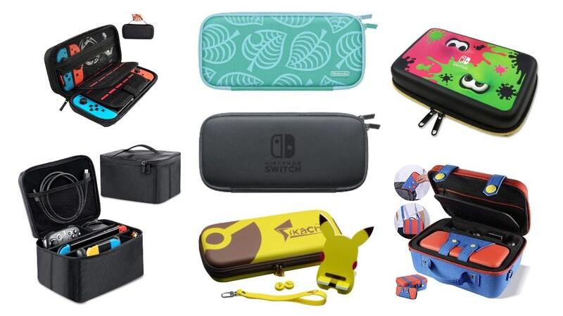 Nintendo Switch用ケースのおすすめランキング22選|持ち運びに便利!おしゃれでかわいいものも