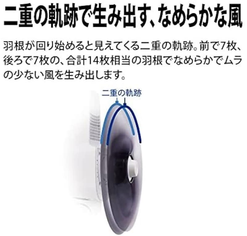SHARP(シャープ),リビング扇 ハイポジションタイプ,PJ-N3DS-W