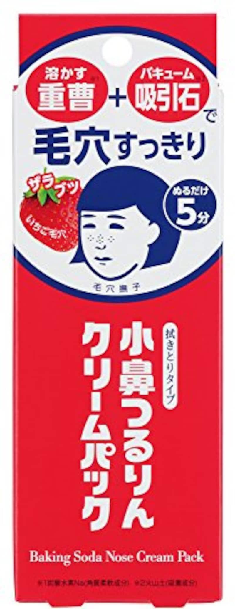 石澤研究所,毛穴撫子 小鼻つるりんクリームパック