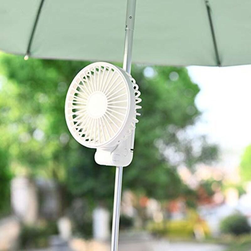 YGJ(ワイ・ジー・ジェイ),扇風機 ハンディ 超静音