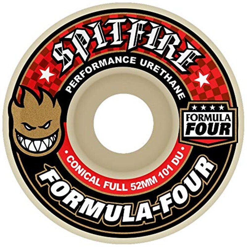 SPITFIRE(スピットファイア),F4 101 DURO CONICAL FULL