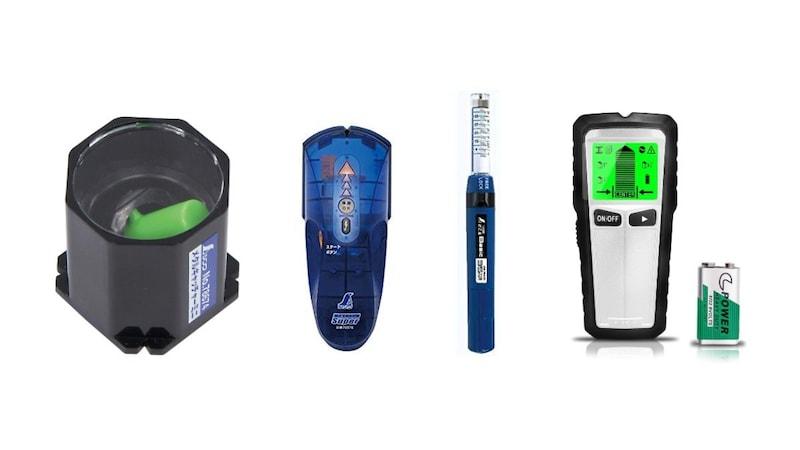 下地センサーのおすすめ人気ランキング13選|高精度のプロ用製品もご紹介!