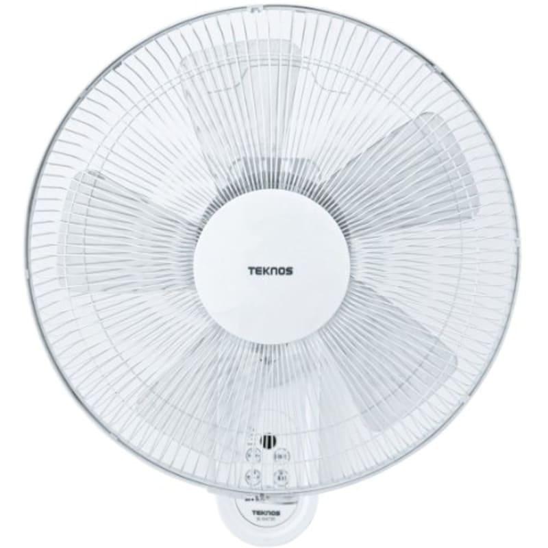 TEKNOS(テクノス),40cm壁掛けフルリモコン扇風機,KI-W478R