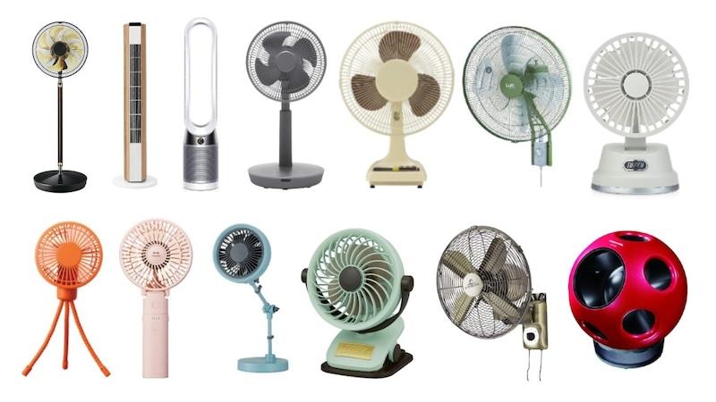 【2021最新】おしゃれな扇風機おすすめランキング52選|レトロが人気!卓上&小型タイプも紹介