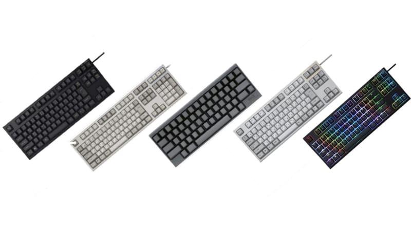 静電容量無接点方式キーボードのおすすめ10選|価格が安いのは?テンキー搭載やHHKBなど紹介