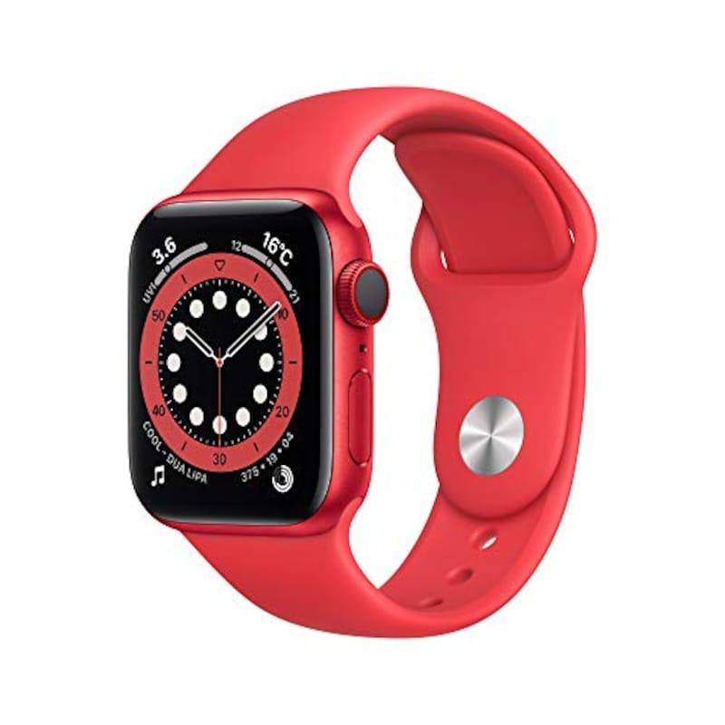 Apple(アップル),Watch Series 6(GPS + Cellularモデル)- 40mm ,M00D3J/A