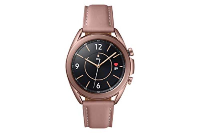 Galaxy,Watch3 41mm Stainless,SM-R850NZDAXJP