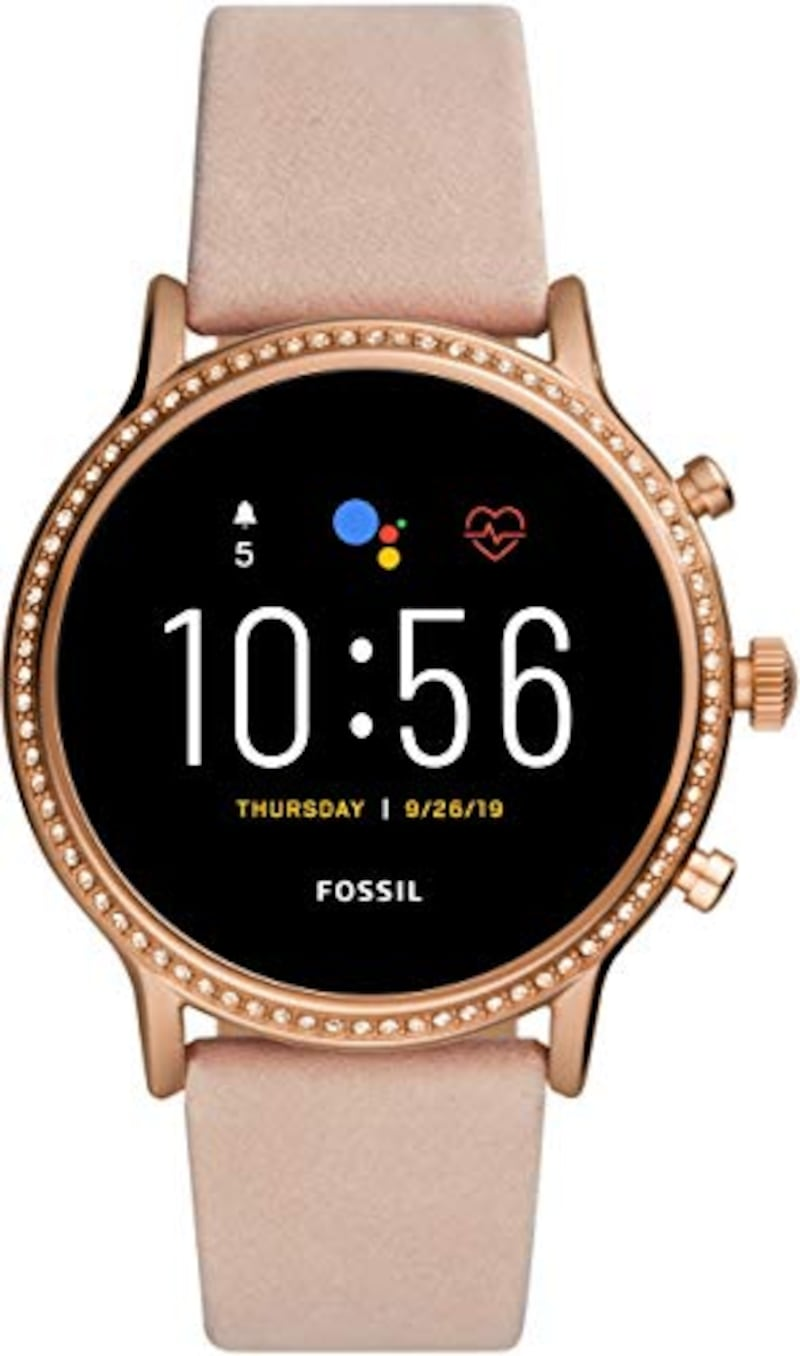 FOSSIL(フォッシル),タッチスクリーンスマートウォッチ ジェネレーション5,FTW6054