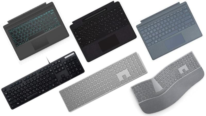 Surface対応キーボードおすすめ18選 純正タイプカバーなど紹介!接続簡単な無線タイプも