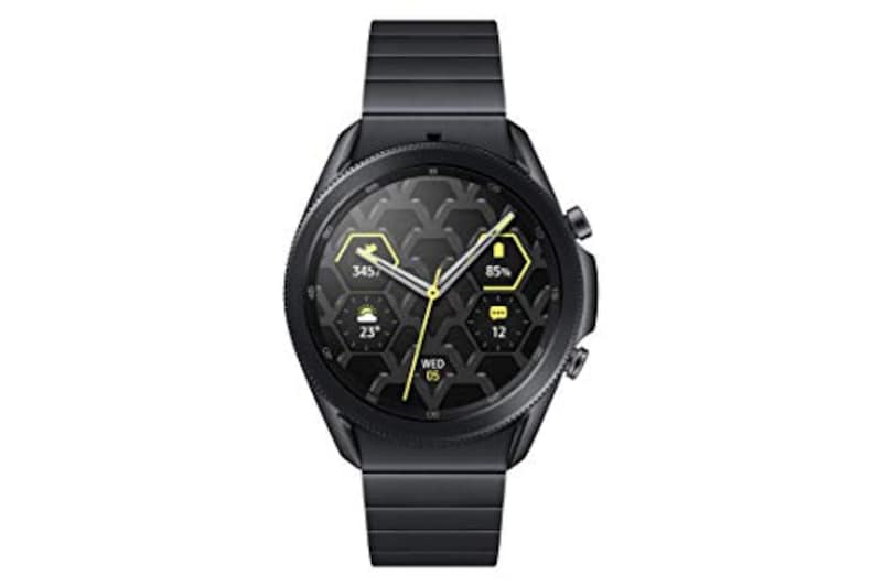 Galaxy,Watch3 45mm Titan,SM-R840NTKAXJP
