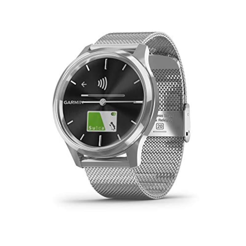 GARMIN(ガーミン),腕時計 スマートウォッチ vivomove Luxe,010-02241-73