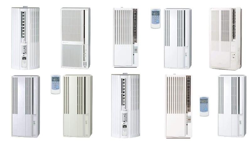 【2021】窓用エアコンおすすめランキング15選 人気の冷暖房モデルは?取り付け方/節約術も!