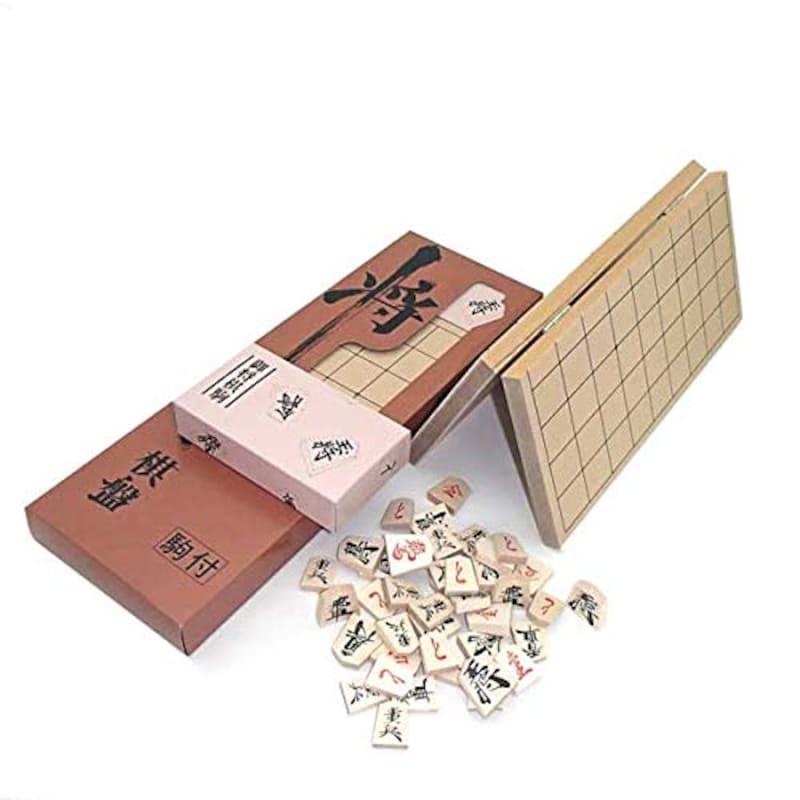 囲碁ラボ,木製入門用将棋盤セット
