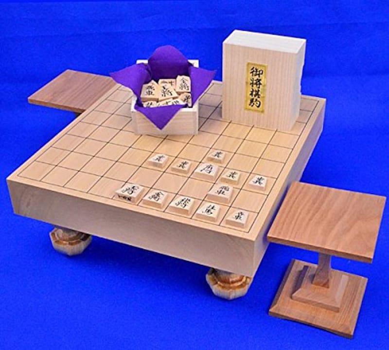 将碁屋,国産本桂2寸足付将棋盤セット