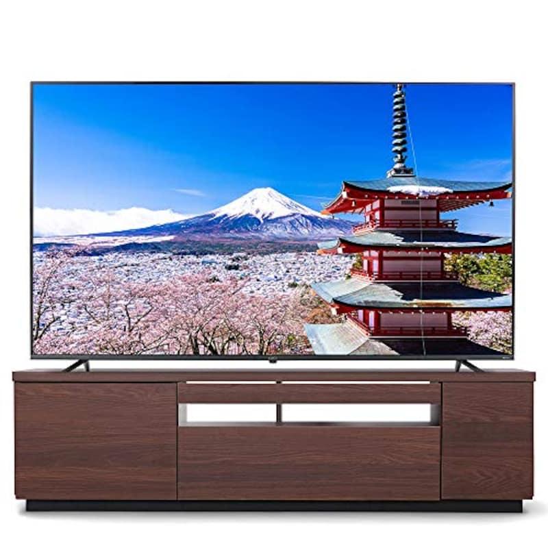 アイリスオーヤマ,テレビ台 ローボード,BTS-GD150UK