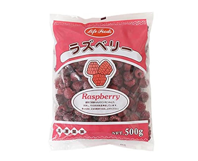富澤商店,冷凍ラズベリー 500g