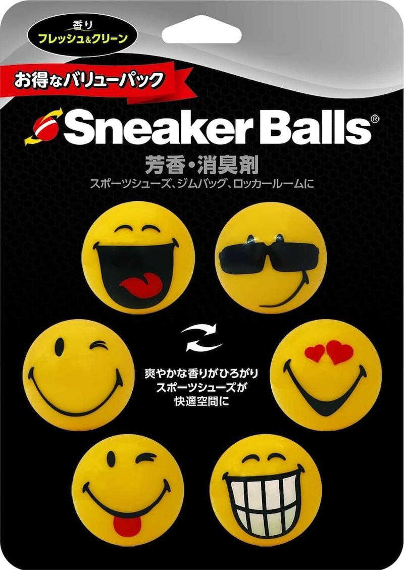 スニーカーボール(Sneaker Balls),芳香・消臭剤